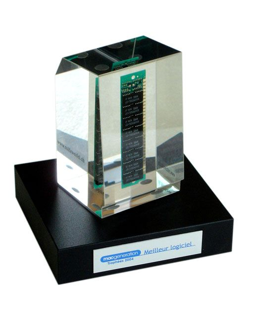 Trophée MacGeneration