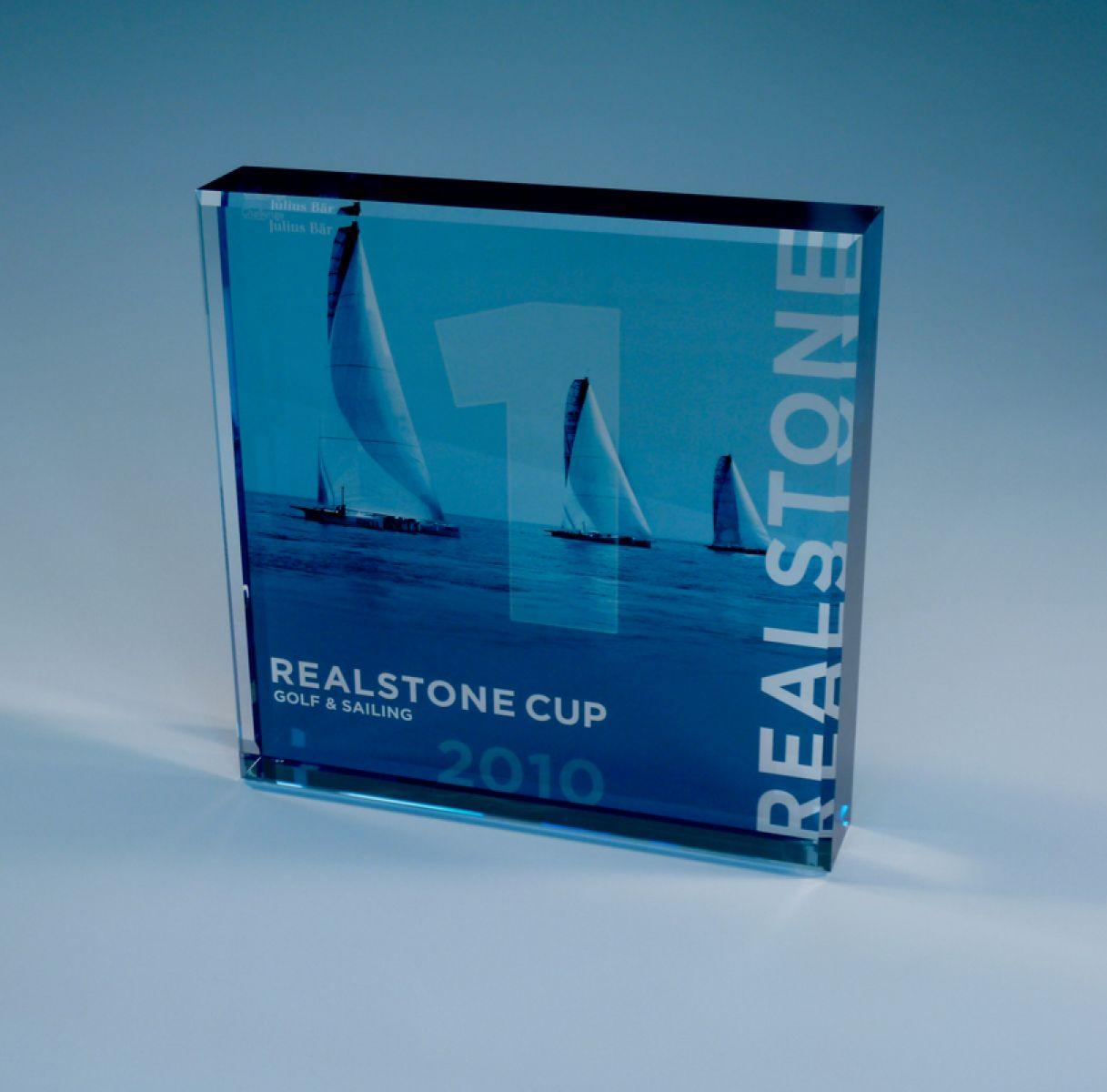 Trophée Realstone