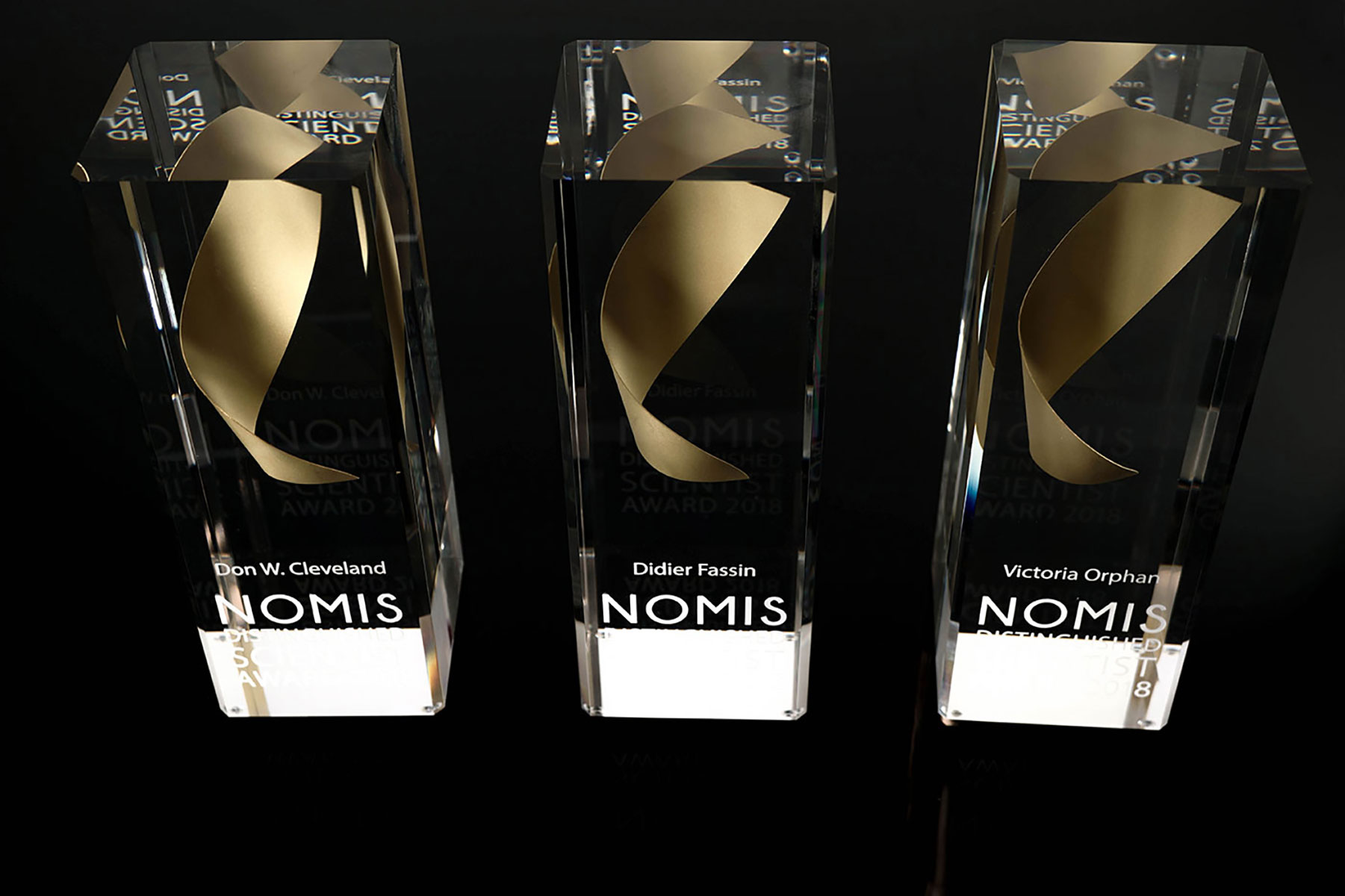 Nomis Foundation Awards