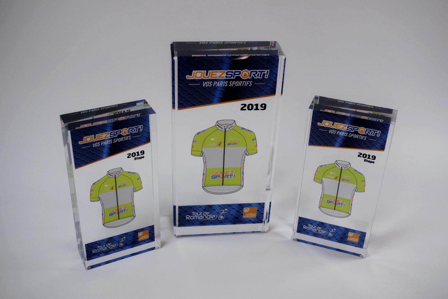 Trophées Tour de Romandie 2019