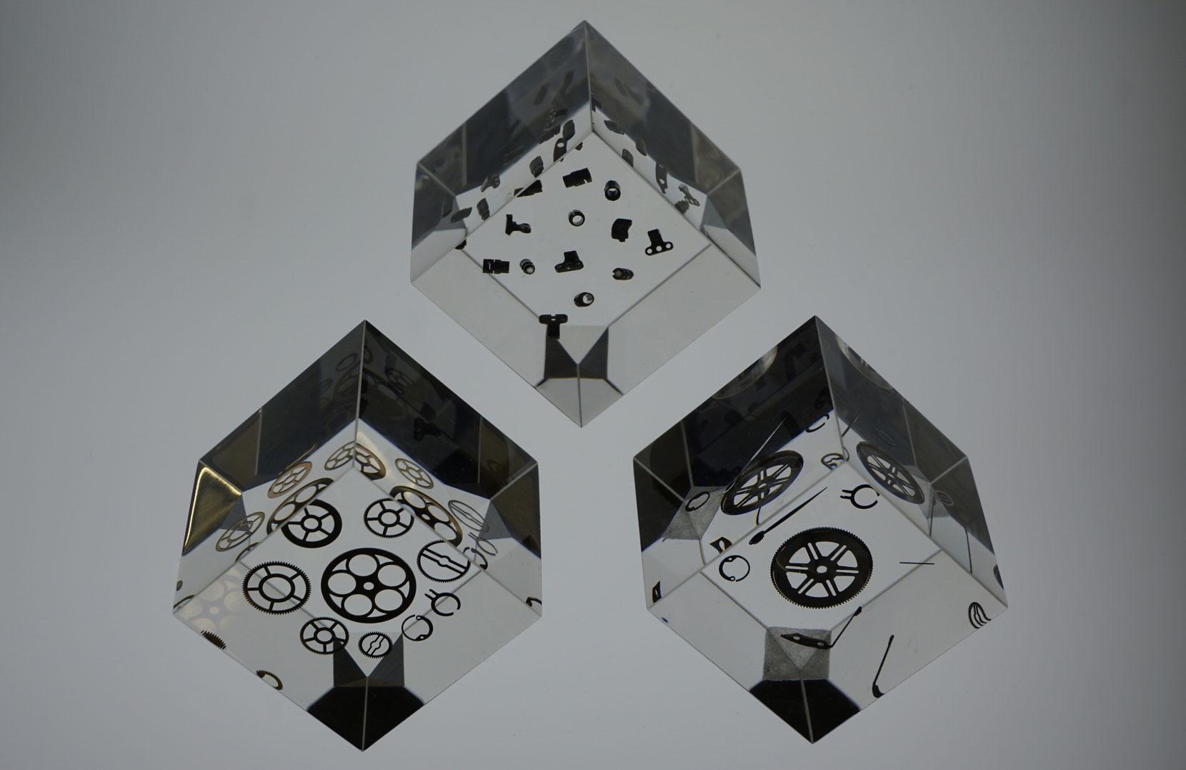 Cubes tronqués